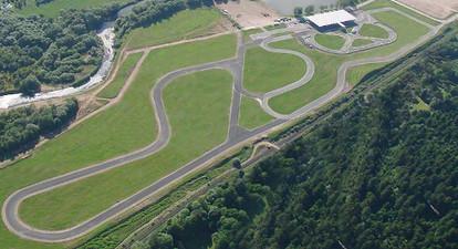 Stage de pilotage en Mitjet de compétition - Circuit Geoparc