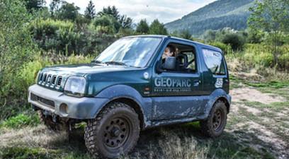 Stage de pilotage en 4X4 Suzuki Jimny à Saint Dié dans les Vosges
