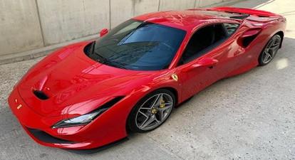 Stage de Pilotage en Ferrari F8 Tributo - Circuit de Pont l'Évêque
