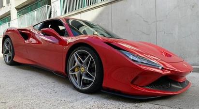 Stage de Pilotage en Ferrari F8 Tributo - Circuit de Vaison
