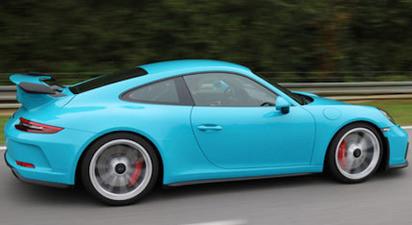 Pilotage d'une Porsche 991 GT3 - Circuit d'Abbeville
