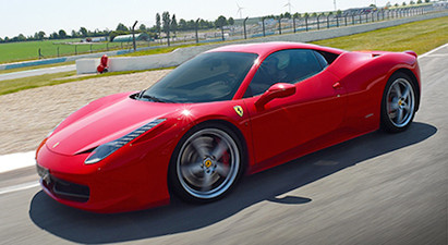Pilotage en Ferrari F458 - Circuit de Montlhéry