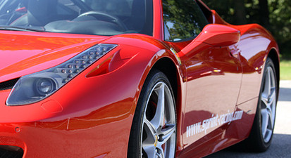 Pilotage en Ferrari F458 Italia - Circuit de l'Auxois