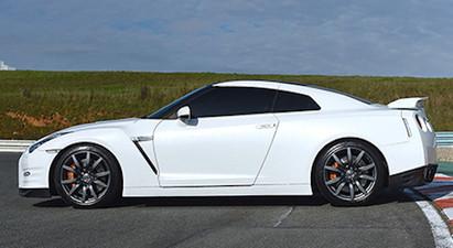 Pilotage en Nissan GTR - Circuit de Trappes