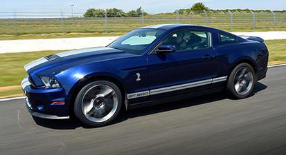Pilotage en Mustang Shelby GT500 - Circuit de Clastres