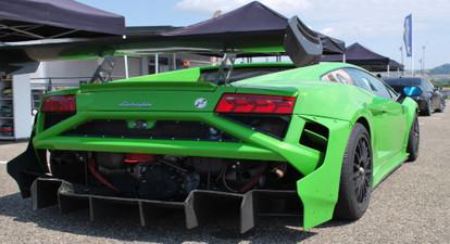 Baptême ou stage de pilotage en Lamborghini Supertrofeo - Circuit de Folembray