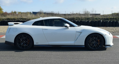 Pilotez la Nissan GTR - Circuit de Folembray