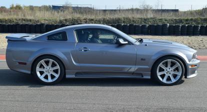 Pilotez la Ford Mustang Saleen - Circuit de Folembray