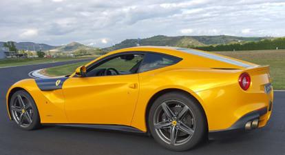 Pilotez la Ferrari F12 Berlinetta - Circuit de Folembray