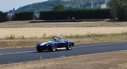 Pilotage en AC Cobra - Circuit de Folembray