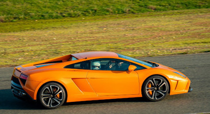 Pilotage en Lamborghini Gallardo LP-560 - Circuit de Montlhéry