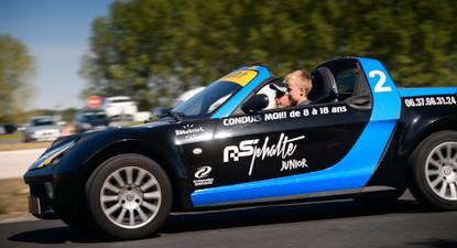 Stage pilotage enfant (Porsche, Lamborghini...) - Circuit de Thurigneux