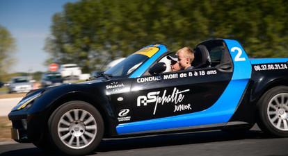 Stage pilotage enfant (Porsche, Lamborghini...) - Centre Centaure Futuroscope