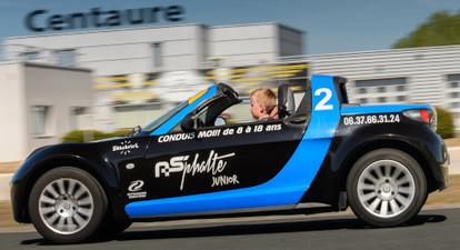 Stage pilotage enfant (Porsche, Lamborghini...) - Circuit Le Rheu