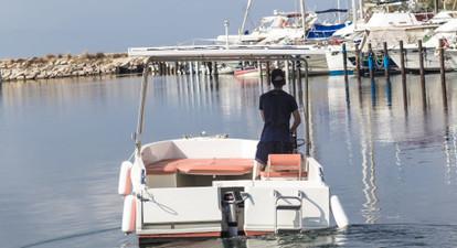 Location de bateau sans permis à Palavas-les-Flots