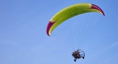 Vol en ULM Paramoteur près de Nogaro