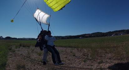 Saut en Parachute à Rodez