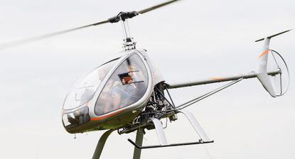 Baptême de l'Air en hélicoptère à Amiens