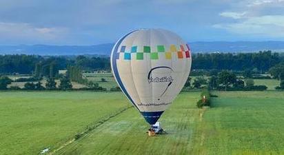 Vol en montgolfière en Picardie près de Beauvais