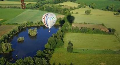 Vol en Montgolfière en Normandie près de Rouen