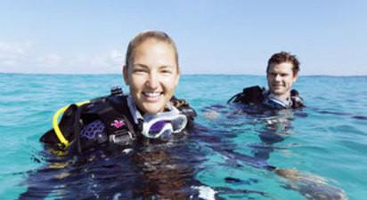 Initiation à la plongée sous-marine à Villefranche sur Mer