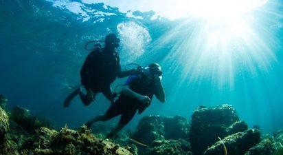Baptême et initiation de plongée à Nice