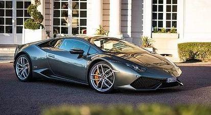 Baptême ou pilotage sur route en Lamborghini Huracan à Tours