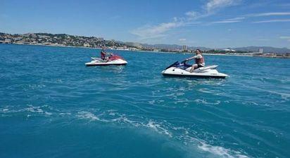 Randonnées en jet ski à Marseille