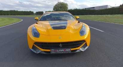 Stage de Pilotage en Ferrari F12 Berlinetta - Circuit Dijon Prenois