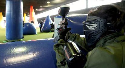 Paintball indoor à Pontoise - Paintball proche de Paris