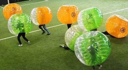 Bubble football ou location de terrains de foot en salle à Pontoise