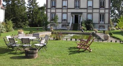 Séjour golf près de Dreux au Gingko hôtel 3* - golf parc Robert Hersant