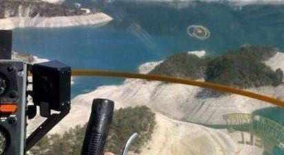 Initiation au pilotage d'hélicoptère près de Marseille