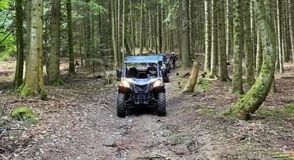Randonnée en buggy près de Coulommiers