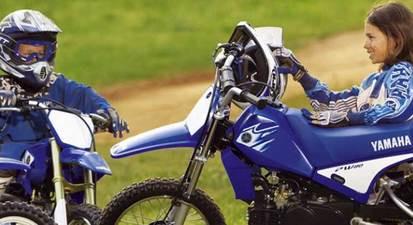 Initiation moto spécial enfant près de Coulommiers
