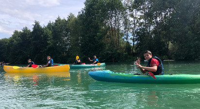 Location de Kayak à Epernay et au Perthuis