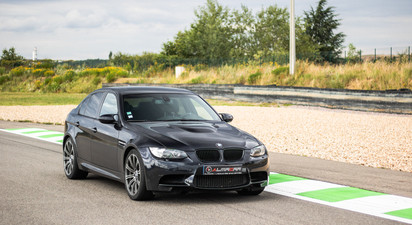 Baptême de drift en BMW M3 - Circuit de Château Gaillard