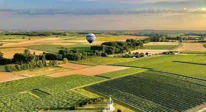 Vol en Montgolfière au-dessus des Lacs de Haute Charente