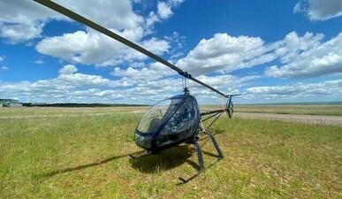 Initiation au pilotage d'Hélicoptère à Rodez