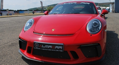 Stage de pilotage en Porsche 991 GT3 phase 2 - Circuit de Magny-Cours