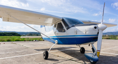 Initiation au pilotage d'ULM multiaxes près de Rodez