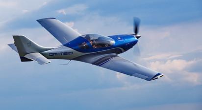 Initiation au pilotage d'avion près de Dijon
