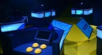 Participation à un Quiz Immersif dans un décor de jeu télé à Herblay