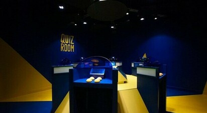 Participation à un Quiz Immersif dans un décor de jeu télé à Toulouse