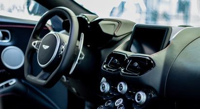 Pilotage en Aston Martin Vantage - Circuit de Magny-Cours