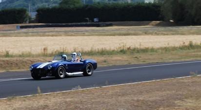 Stage de pilotage en AC Cobra - Circuit de Magny-Cours