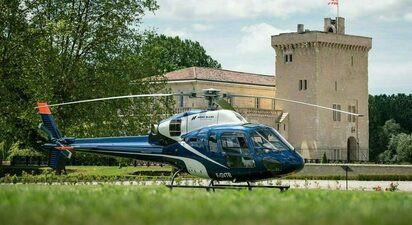 Baptême en hélicoptère - Vol à Chalon-sur-Saône