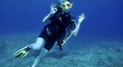 Journée d'initiation à la plongée à Antibes