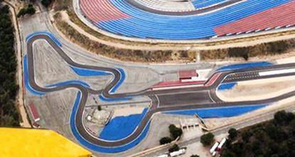 Stage de pilotage en Ferrari F8 Tributo - Circuit Paul-Ricard Driving Center