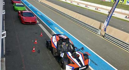 Pilotage en Porsche 992 GT3 - Circuit d'Albi
